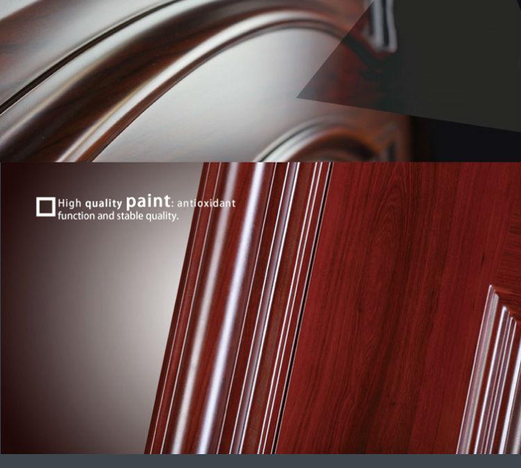 Solid Core Paintable Mdf Wood Modern Doors Buy Solid Mdf