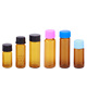 mpty Perfume Sample Vial 1ml 2ml 5ml 10ml Glass Vial Essential Oil Amber Glass Vials