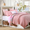 Solid Bedspread Cotton Pinsonic Bed Sheet