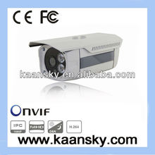 "2012 New Onvif KST-HI-A2 1/3"" 2.0 Megapixel 1080P Full HD IP Camera Support IE Browser & Mobile Browser & POE & TF"