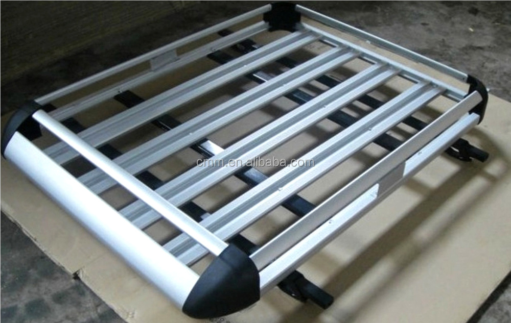 Pajero Aluminum Roof Rack Buy Roof Rail Fitted Suv Roof