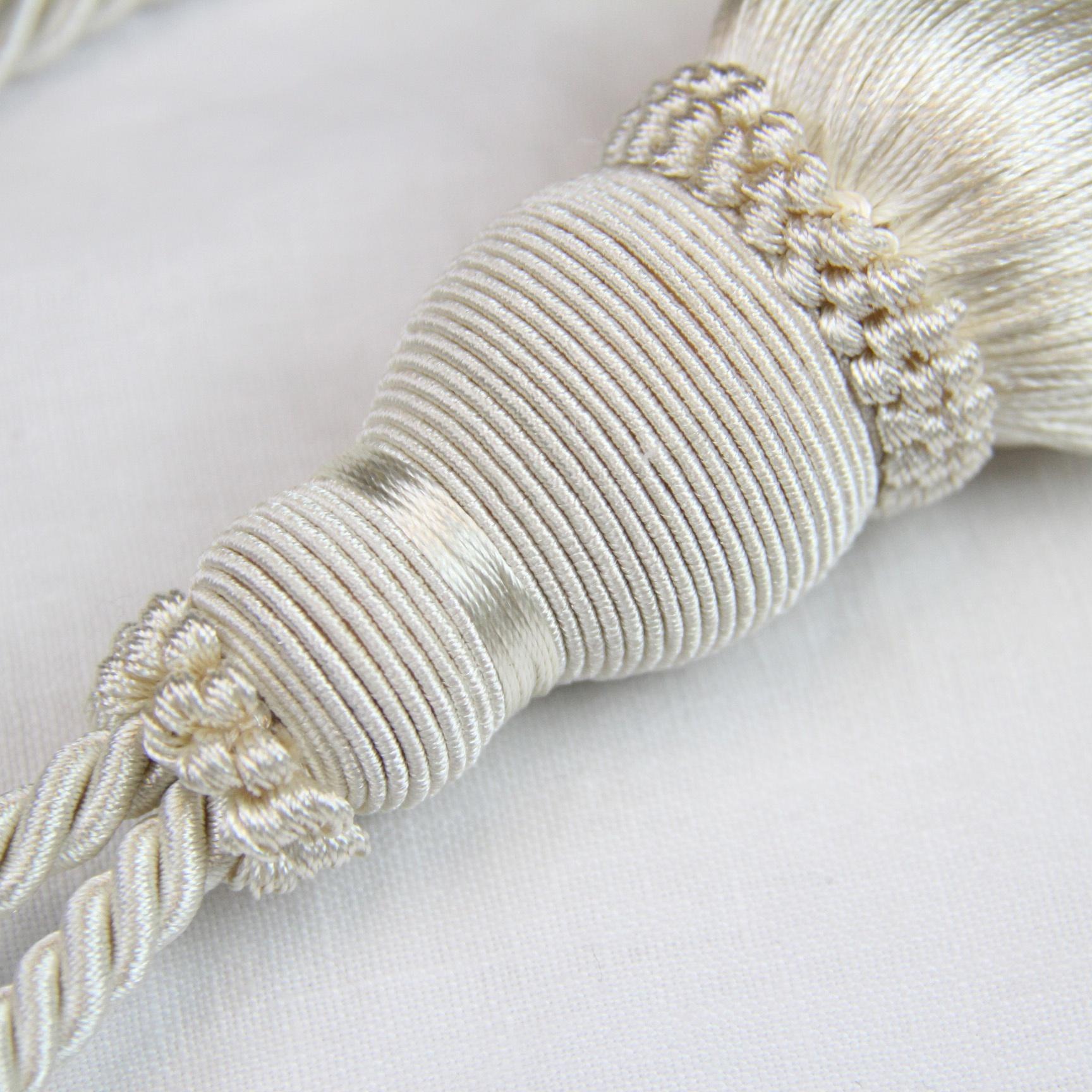 handmade curtain tassel tiebacks tassel fringes trimmings tassel for curtain