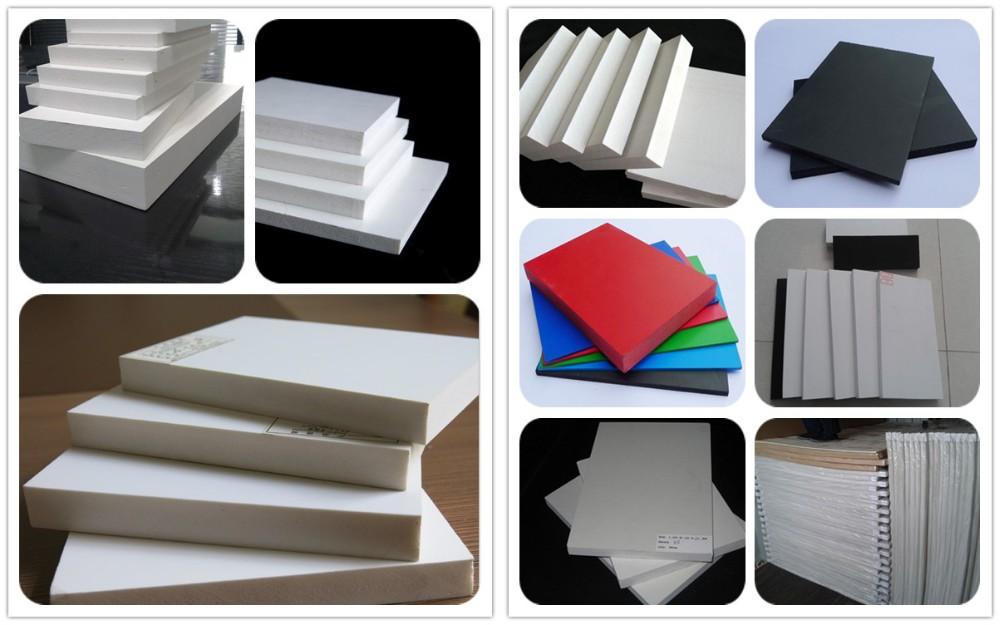 Price Thin Pvc Foam Plastic Sheet For Printing 3mm Thick