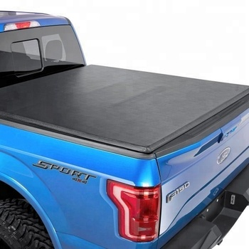 Dodge Ram Truck Bed For Sale >> Ksc Auto 2018 Hot Sell Soft Folding Tonneau Cover Tri Fold Pickup Truck Bed Cover For Dodge Ram 1500 2002 2018 6 5 Ft Bed Buy Folding Tonneau