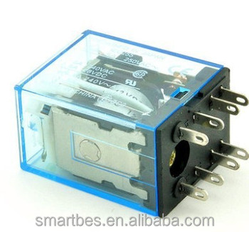 Smart Bes~relay My2n-j 12vdc (8 Feet),Electric Relay,Types Of ...