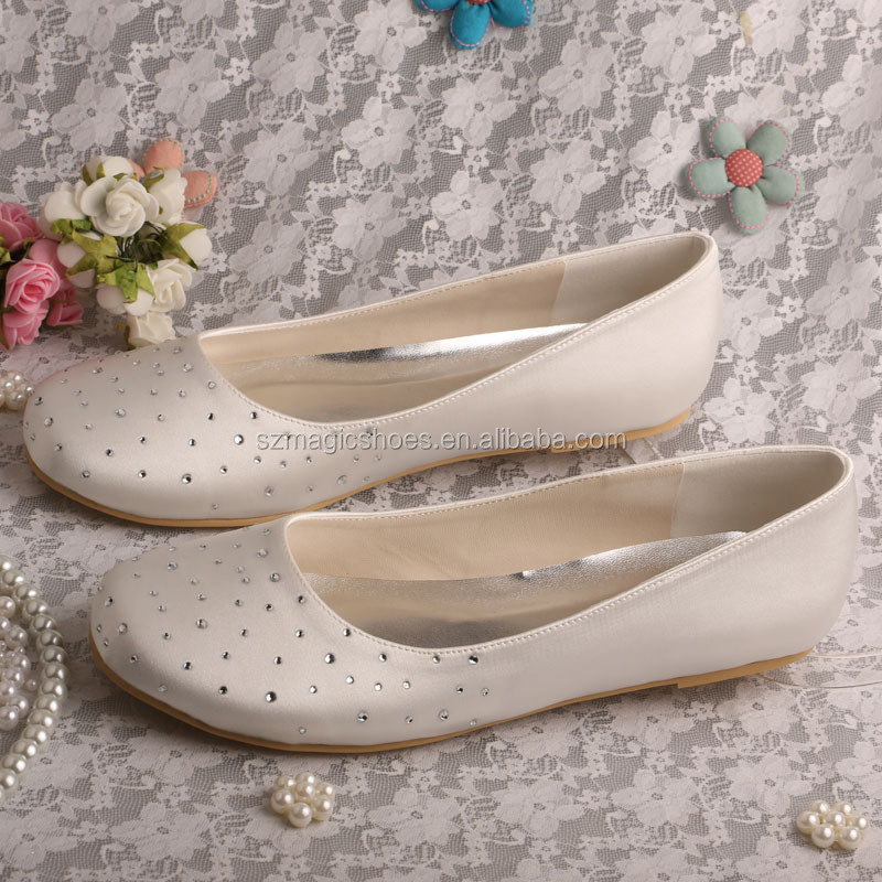 (20 Colors) Womens Extra Wide Width Shoes Bridal
