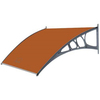 Used aluminum awnings frame for sale polycarbonate rain awnings balcony awnings