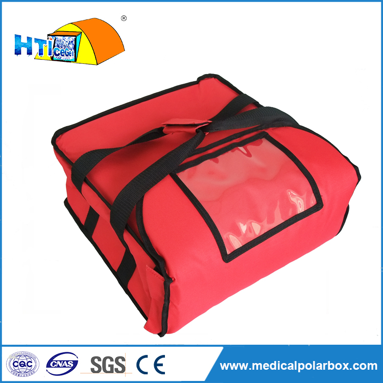"3pcs 14"" Pizza Thermal Insulated <strong>Delivery</strong> Bag"
