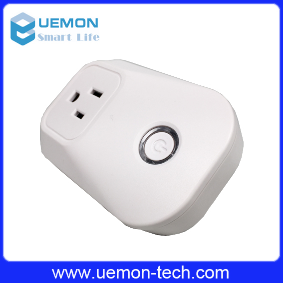 2016 smart home Energy Saving Smart Wireless Wifi Socket Smart Plug EU UK US Smart Plug