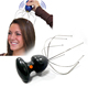 spider automatic battery operated head scalp massager , head massager machine & handy hair growth head massager