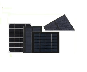 0.08W output power PET micro solar cell/mini small solar panel