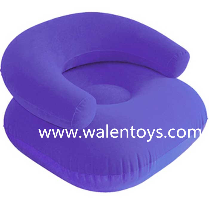 2014 new design modern inflatable sofa chair
