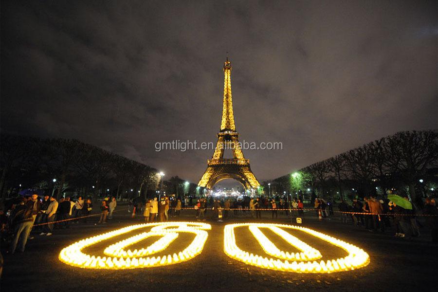 Homemory festivals decoration flickering LED Candle Light
