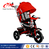 4 in 1 push car children tricycle / cheap kids tircycle /hot wheel baby tricycle for sale