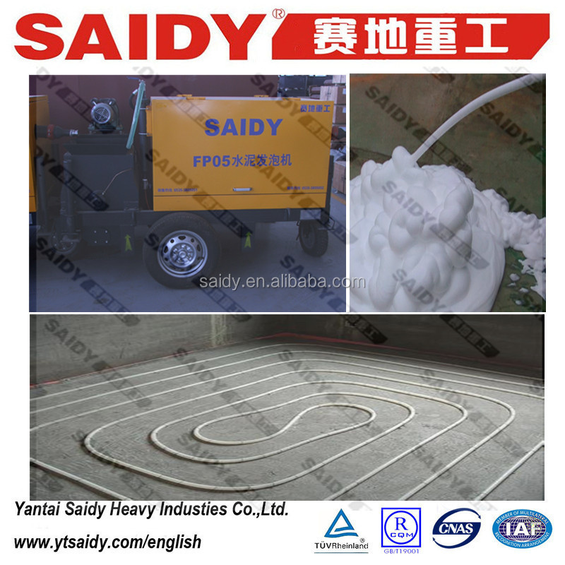 Cellular Concrete Foaming Agent : List manufacturers of lightweight foamed cement surfactant