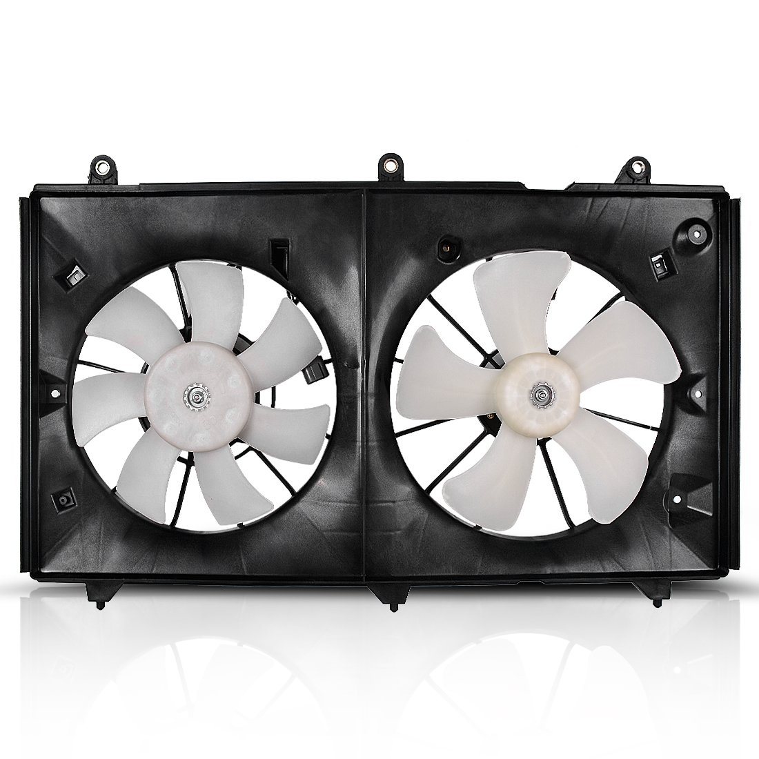 TYC 600040 Honda Accord Replacement Radiator Cooling Fan Assembly