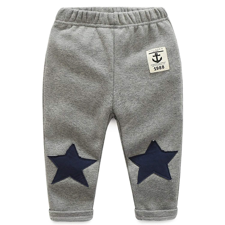 Kids /& Toddler Pants Soft Cozy Baby Sweatpants Vintage USA Australia Flag Fleece Pants Jogger Pants