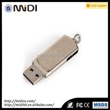 portable Swivel Usb Flash Drive Custom Logo USB twister usb/Swivel memory stick