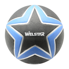 Top fashion special design rubber basketballs on sale
