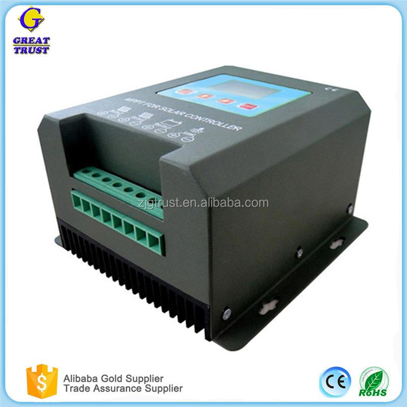 Brand new 120a solar charge controller charge controller 48 volt made in China
