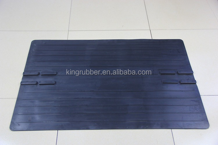 high tear resistance rubber pig mat