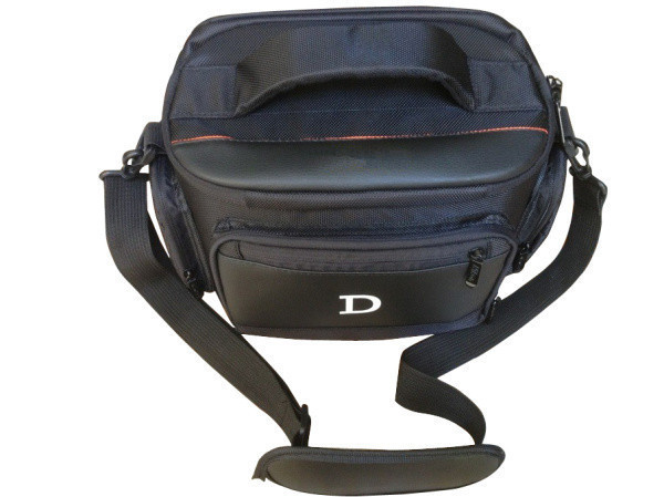 Digital Camera Case Bag For D3000 D5100 D60 D90 Camera Bag +Rain Cover B236