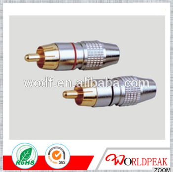 Supply F, BNC, UHF, RCA, PAL, TNC, SMA, SMB, DC Adaptor connector