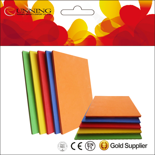 professional product recycled eva rubber foam shoe sole sheet