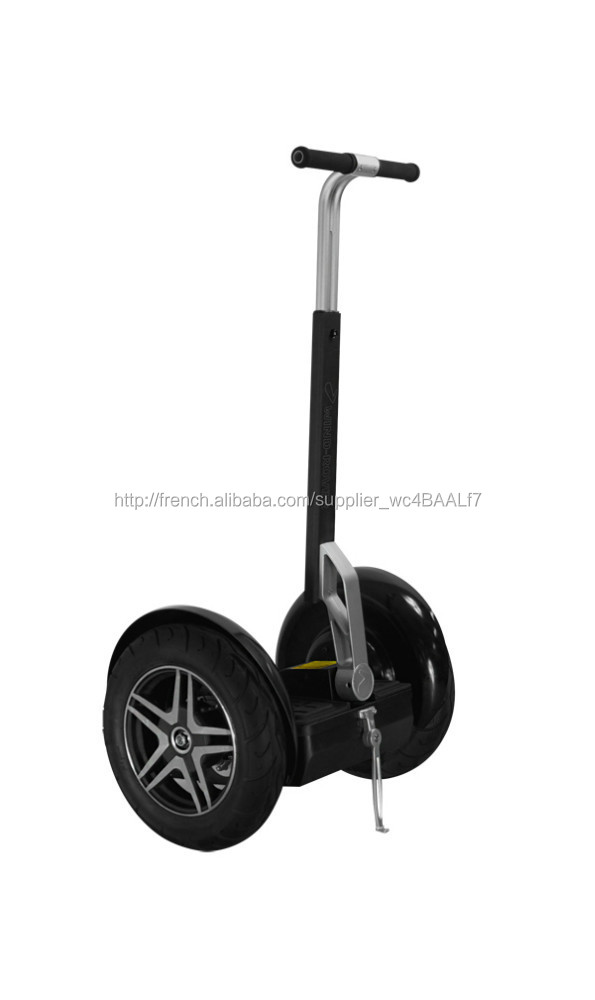 chariot lectrique 2 roue de l 39 auto lectrique quilibre. Black Bedroom Furniture Sets. Home Design Ideas