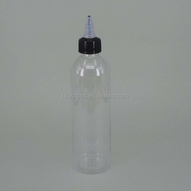 250ml pet plastic spice powder bottle for BBQ