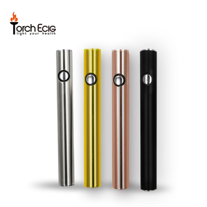 Perfect in workmanship rechargeable battery vape pen battery button battery