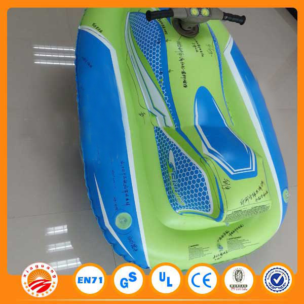 Children used electric jet ski cheap inflatable boat