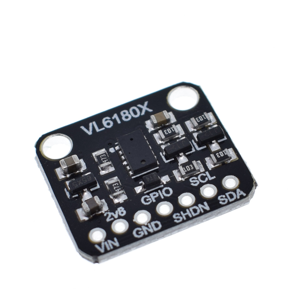 VL6180 VL6180X range finder optical ranging sensor module I2C interface 3.3V 5V gesture recognition