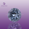 Best Selling 104# round gemstone loose synthetic blue spinel