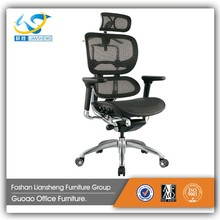 Modern antique style comfortable office revolving ergonomic chairs with good quality GAC4003
