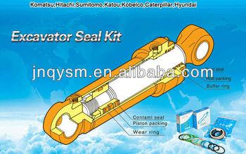 707-99-45230 707-99-57160 707-99-46130 Pc200-7 Cylinder Bucket ...
