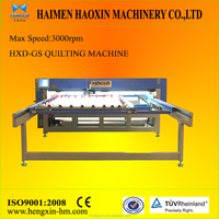 HXD-30 GS TECHINCAL SELF ACTING COMPUTERIZED SINGLE NEEDLE QUILTING MACHINE,QUILTING MACHINE FOR HOME TEXTILE PRODUCTS