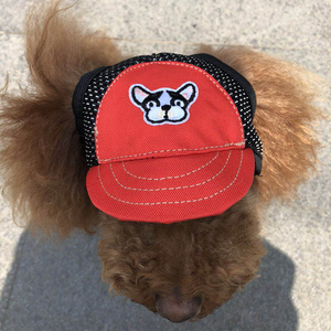 Apparel & Accessory type fashion pet dog hat for puppy small medium large dogs