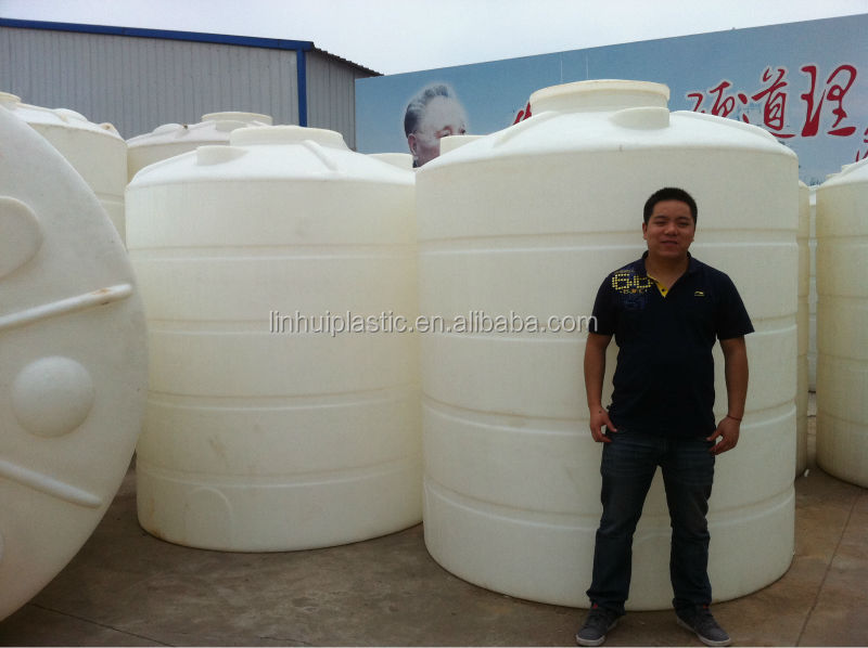 5000l rotomoulding chemical oil polyethylene tanks used for Aquariums for sale near me