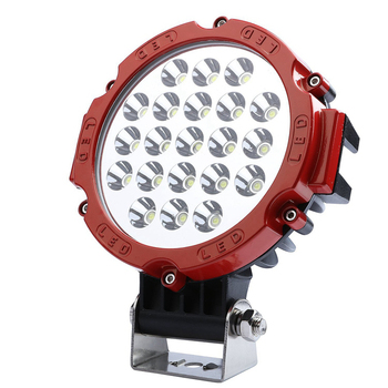 liwiny Wholesale 10-30V Car Lighting System 7inch 63W Spot Flood Led Work Light For Auto Spare Parts Driving Light