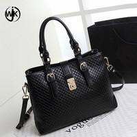 fashion classical pu leather top aaa quality women replica fake big designer bags