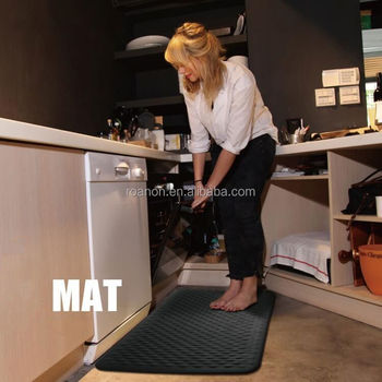 Pu Anti-fatigue Mat Kitchen Bathroom Office Standing Massage Comfort Mat -  Buy Pu Anti-fatigue Mat,Pu Office Standing Desk Mat,Pu Comfort Mat Product  ...