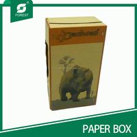 Printing logo rigid cardboard paper disposable cigarette box wholesale