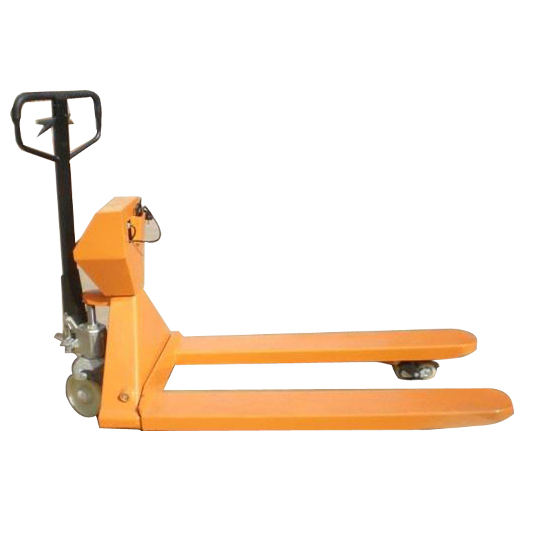 Hydraulic Hand Pallet Truck Forklift with 3 wheels