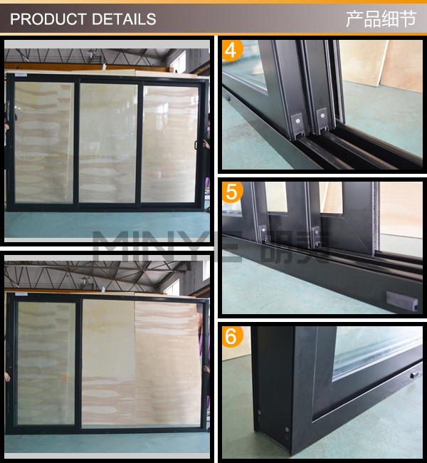 Main door designs big glass sliding door price front door for Aluminum sliding glass doors price