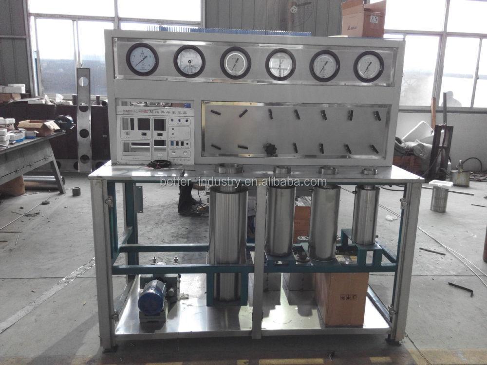 co2 supercritical machine