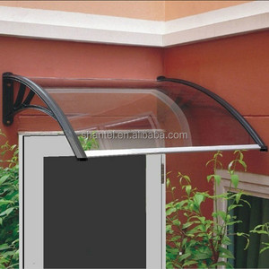 1200*1200mm Hand Crank Awning With Aluminum Awning Brackets And PP Awning Brackets