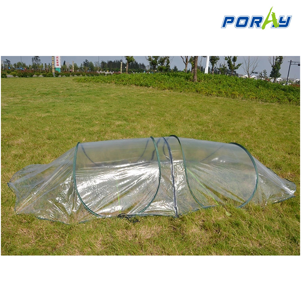 2m pop up tunnel greenhouse Vegetable cover cages gardening keep warm flower house