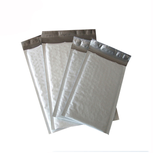 "4""*6"" Wholesale Custom Design Bubble Mailers / Poly White Padded Envelopes"