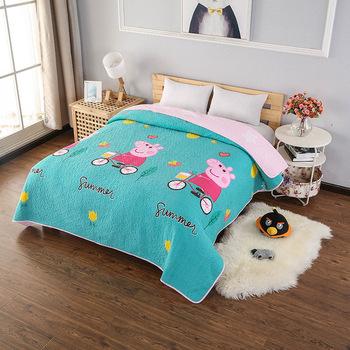 Factory Sale Heimtextilien Cartoon Animal Cute Kids Patchwork Ausgestattet  Gesteppte Tagesdecken - Buy Ausgestattet Gesteppte Tagesdecken,Chinesische  ...